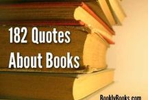 Words of Wisdom - Reading/Books/Library Related / Quotes about reading, books, and/or libraries. / by Franklin Park Library