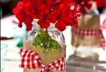 Party Ideas / by Gina Russell