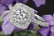 Diamond Halo Rings / Halo Engagement Rings and Halo Diamond Jewelry that will make you feel Heavenly! http://bit.ly/n3OIBR