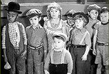 Little Rascals / I do not own these pictures. Feel free to pin as many as you like. I have no limits on my boards. Enjoy!  / by Ellen Smith-Lotz