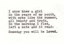 Words I wish I could rememeber / by Tara Conty