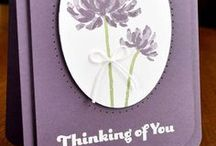 Thinking of You/Support cards