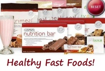 Healthy Fast Foods!