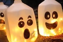 Halloween Ideas / Great DYI ideas for all you Halloween Lovers
