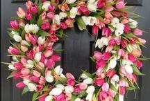Crafts - Flower arrangement