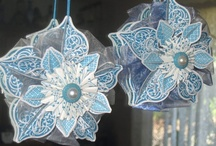 Ornament Ideas - paper / by Sandy Fleming