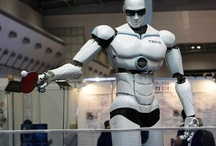 Robotics / All things robotics.  I am amazed at the leaps in the last couple of years.