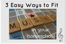 Homeschool {Music Appreciation} / We love to study music appreciation and composers. This is where I'll house all the awesome ideas I find on the web that I want to use in my homeschool classroom some day. thissweetlifeofmine.com