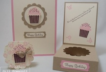 Cupcake cards & ideas