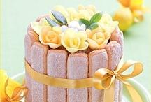 Dessert - Cake decorating