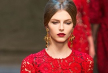 Dolce & Gabbana Fall/Winter 2014 / by Jinger Whiddon
