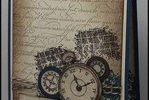 Clockworks cards & ideas