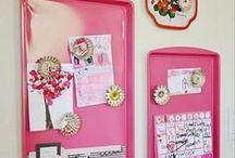 Magnet board ideas