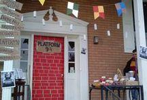 Harry Potter Halloween / Inspiration for DIY Harry Potter crafts