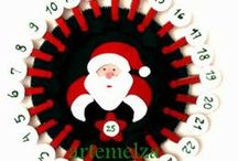 Advent/Holiday Countdown Calendars