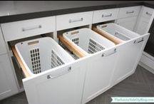 Organizing- Laundry Room