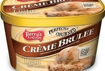 """Perfectly Churned™ Light / The key word here is """"perfectly."""" It's perfectly rich. Perfectly creamy. And with half the fat and fewer calories—it's perfectly fine to enjoy whenever you're in the mood. So go ahead and live it up. / by Perry's Ice Cream"""