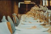 mariage  champêtre country wedding / mariage,  champêtre, campagne, kraft, fanion, guirlandes, toile de jute, gypsophile