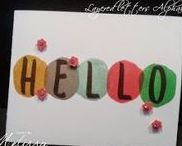 Layered Letters Alphabet - SU!