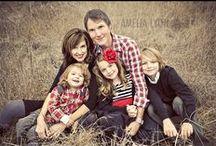 portraits of families