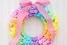 Everything Easter / Little Bunnies, Peeps and Chocolate who doesn't love Easter time?