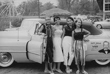 vintage style / Style photos of past decades. Once chic...always chic!