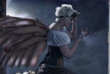 Steampunk Costume / by Lori Jensen