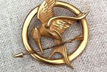 For The Hunger Games Fans / Hunger games crafts and DIY themed items. #DIY #craft #hunger-games