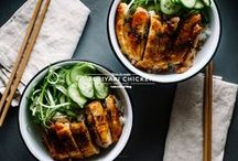 Food - Lunch/Dinner / Full meal ideas for lunch or dinner / by Keri Dawn