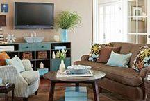 Living Room Design Ideas / by Lois Christensen