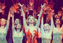 """Broadway Baby / """"Broadway baby, learnin' how to sing and dance, waitin' for that one big chance to be in a show"""" --Follies"""