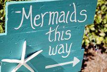 Party Ideas - Mermaid / Mermaid under the sea Ariel party ideas and styling. #mermaidparty #oceanparty