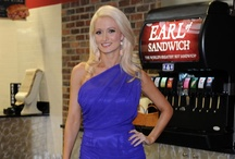 Celebrity Sightings / by Earl of Sandwich