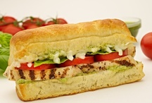 Hot Sandwiches / by Earl of Sandwich