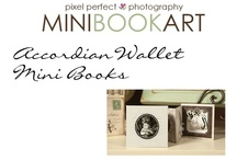 Accordian Wallet Mini Books / Samples of one of our great products, the the accordian wallet mini book by Pixel Perfect Photography, a perfect way to carry your family around with you, or to gift someone you love. Many designs to choose from, and we're adding new ones all the time. Enjoy!