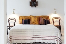 bedrooms / by Tania Taddeo