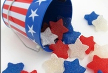 Party Ideas - Fourth Of July / Crafts, recipes and activities for the Fourth of July #fourthofjuly #4thofjuly #craft #bbq #cookout #porch #decorations #party