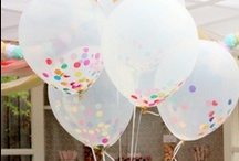 Party Ideas  -  DIY Balloon Decorations / Make your own balloon displays for a party or event.  #party #diy #balloon #decorations