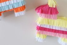 Parties Ideas and Inspiration - Girls / A hand selected inspiration board to help you find fantastic party ideas all in one spot.