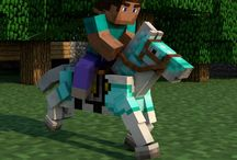 Minecraft / This is just my fav game I play / by Sierra Boyer