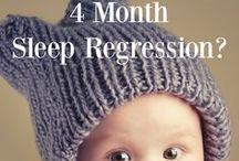 Baby Sleep Regressions / Everything You Need To KNow