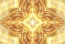 davidji Guided Meditations and artist Simon Haiduk / davidji Guided Meditations and artist Simon Haiduk