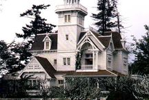 Old House Dreams / Houses, homes, Victorian homes, Victorian houses, Victorian architecture, old houses, old homes, dream home, dream house