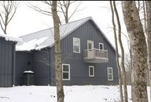 Barn Homes / Yep. we are going to build a wooden barn home.