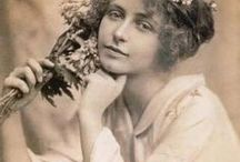 Victorian Beauty / Victorian beauty, antique photographs, Victoriana, natural beauties, vintage beauty, vintage photographs