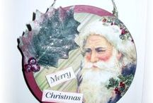 Homemade Ornaments / DIY ornaments for Christmas and other holidays and events  / by Helen Reagan