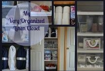 Time To Organize: Closets / A collection of closet storage ideas. / by Time With Thea