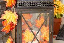 Seasonal: Fall Decor