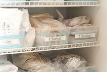Organizing: Freezer