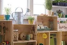Time To Organize: Garages / AI collection of great storage ideas for the garage. / by Time With Thea